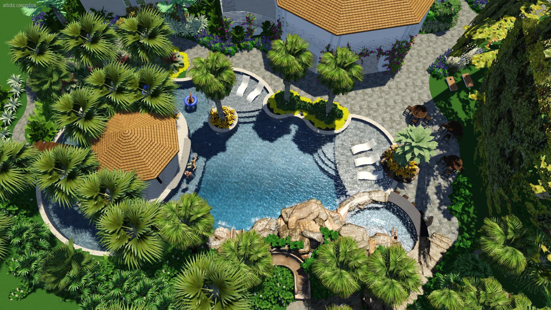 Sarasota Landscape Design